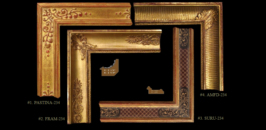 American Choice, Antique Picture Frames Reproductions, Antique ...